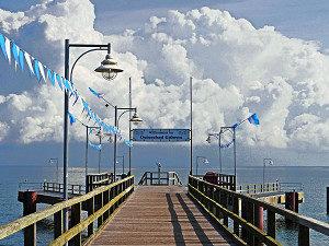 Radreisen an der Ostsee, z.B. am Ostseebad Göhren