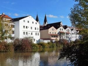 Eichstätt und Donau