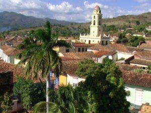 Radreisen für jeden Geschmack - z.B. nach Kuba - hier Trinidad
