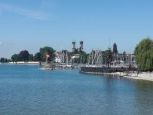 Yachthafen Friedrichshafen