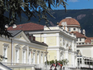 Kurhaus in Meran