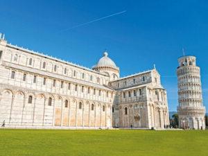Schiefer Turm von Pisa und Dom
