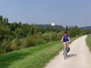 An der Donau bei Kelheim