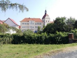 Kloster Mühlberg am Elbe Radweg