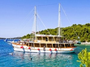 MS Dalmatino in Norddalmatien