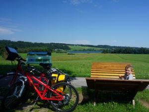 Salzburger Land, bei Obertrum