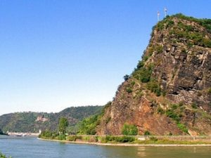 Lorleley am Rhein