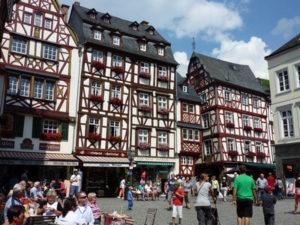 Marktplatz Bernkastel-Kues