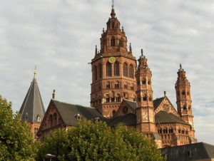 Dom in Mainz
