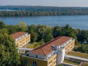 Hotel Seminaris am Templiner See bei Potsdam